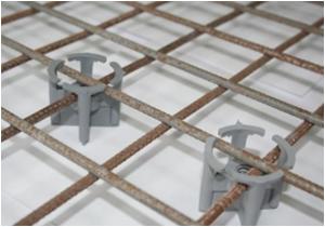 бетонные или полимерные прокладки