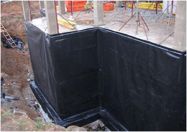 Гидроизоляция боковая оклеечная стоимость сертификат соответствия гидроизоляция gidra