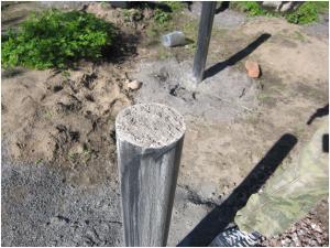 Заливка бетона в СВС