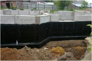 примеры гидроизоляции