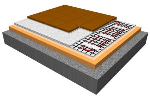Разновидности монолитных плит