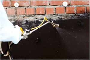Механический способ гидроизоляции