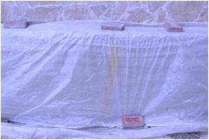Метод термоса для ленточного фундамента зимой
