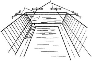 Исполнительная схема траншей для свайно ленточного фундамента