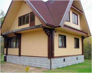 Фундамент под деревянный дом своими руками