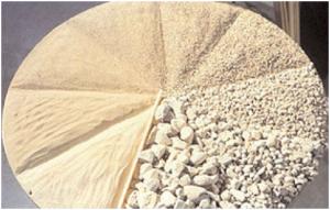 Качество строительного песка