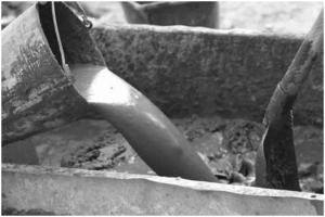 Пропорции и состав бетонной смеси для фундамента